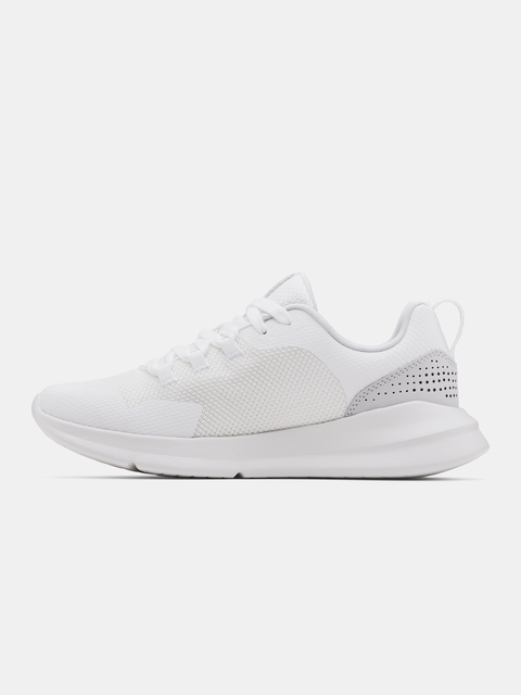 Boty Under Armour W Essential-WHT