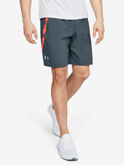 Kraťasy Under Armour Launch Sw 9\'\' Short-Gry