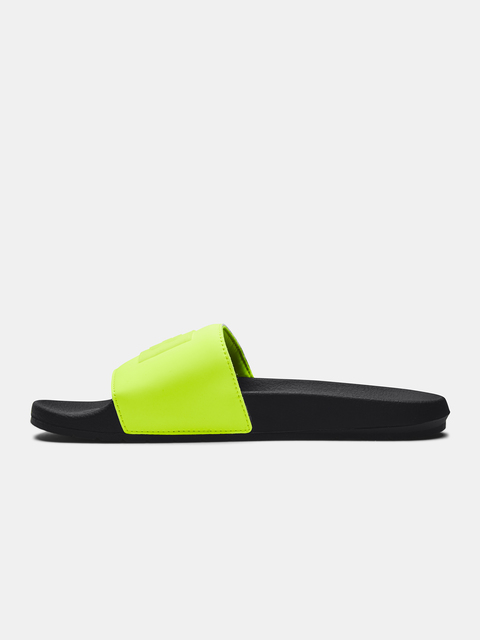 Pantofle Under Armour UA Core Remix Neon SL-BLK