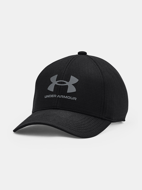 Kšiltovka Under Armour UA Armourvent STR-BLK