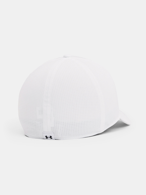 Kšiltovka Under Armour Isochill Armourvent STR-WHT