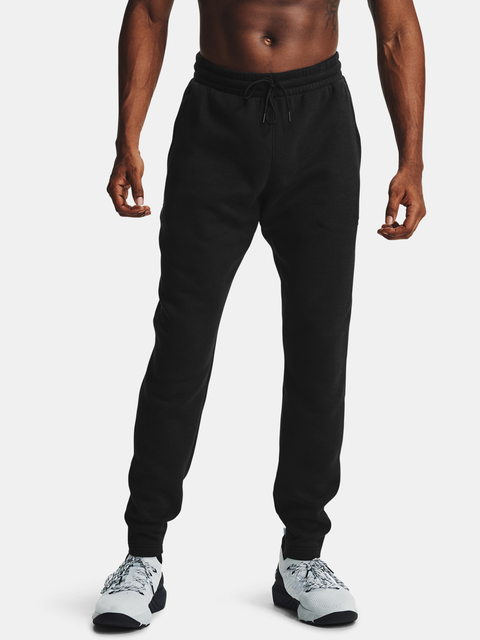 Kalhoty Under Armour PJT ROCK CC FLEECE PANT-BLK