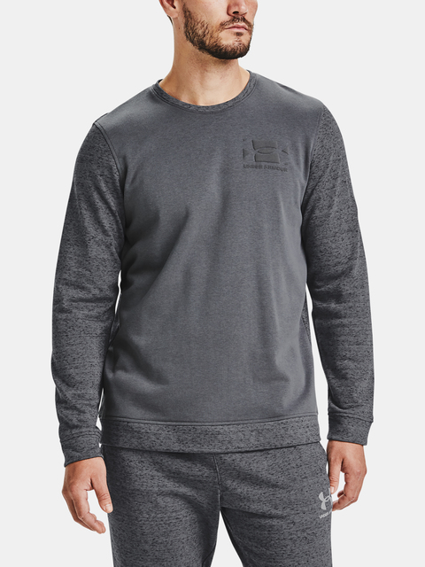Mikina Under Armour Sportstyle Terry KO Crew