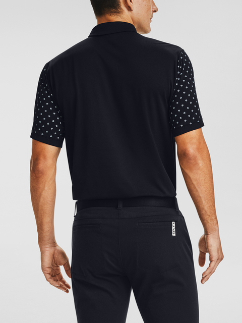 Polo tričko Under Armour UA RU Coast Polo-BLK