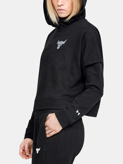Mikina Under Armour Project Rock Terry Hoodie