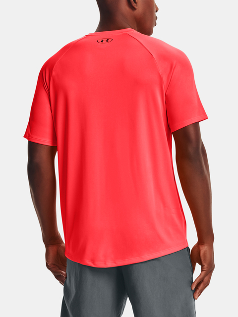 Tričko Under Armour UA Tech 2.0 SS Tee-RED