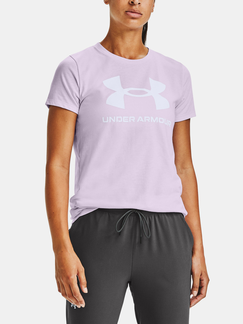 Tričko Under Armour Live Sportstyle Graphic SSC-PPL
