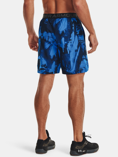 Kraťasy Under Armour UA Woven Adapt Shorts-NVY