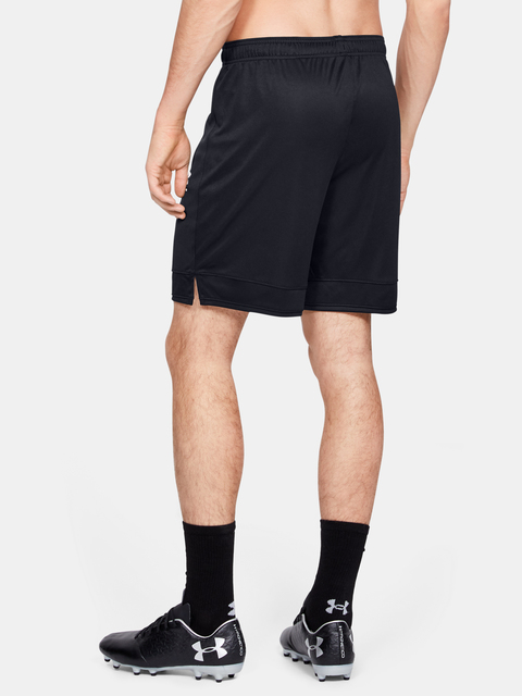 Kraťasy Under Armour Challenger III Knit Short-BLK
