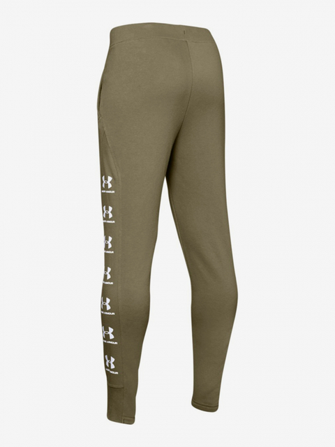 Tepláky Under Armour Rival Fleece Joggers-Grn