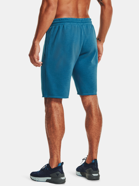Kraťasy Under Armour PJT ROCK CC FLEECE SHORT-BLU