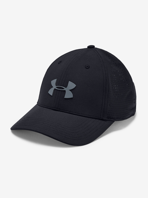 Kšiltovka Under Armour Men's Driver Cap 3.0-BLK