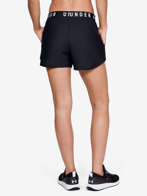 Kraťasy Under Armour Play Up Short 3.0-BLK