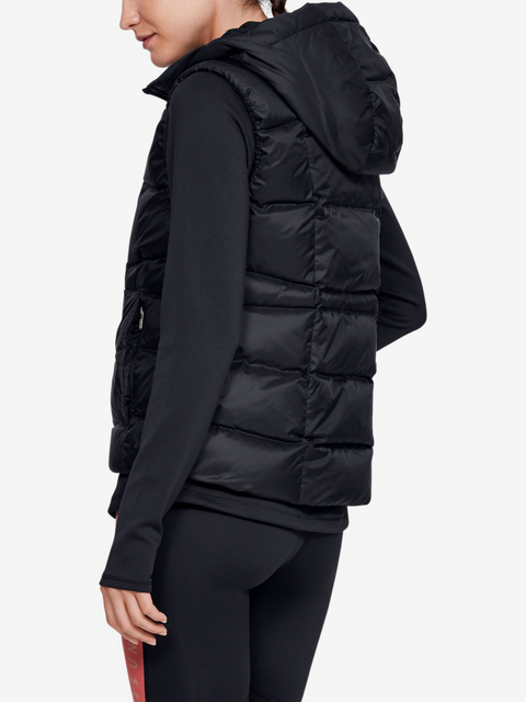 Vesta Under Armour Down Vest-Blk