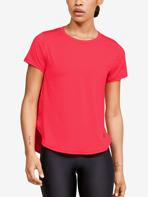 Tričko Under Armour Sport Crossback SS-RED