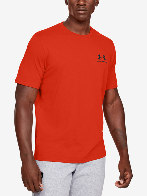 Tričko Under Armour Sportstyle Lc Ss