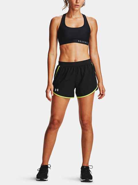 Kraťasy Under Armour W  Fly By 2.0 Short-BLK