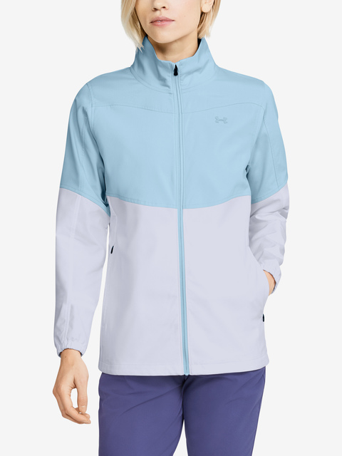 Bunda Under Armour Windstrike Full Zip-BLU
