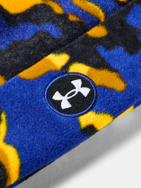 Čepice Under Armour  Fleece Printed Beanie