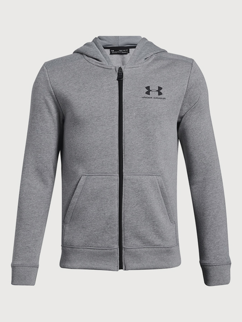 Mikina Under Armour Eu Cotton Fleece Fz