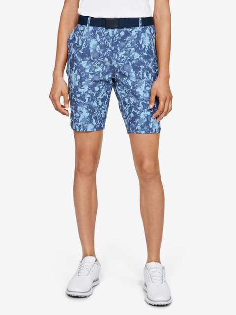Kraťasy Under Armour  Links Printed Short-BLU