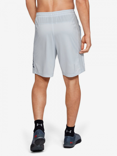 Kraťasy Under Armour Mk1 Short Wordmark-Gry