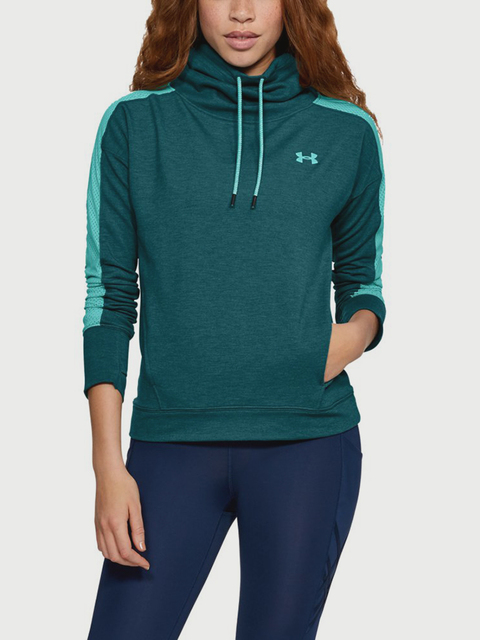 Mikina Under Armour Featherweight Fleece Funnel