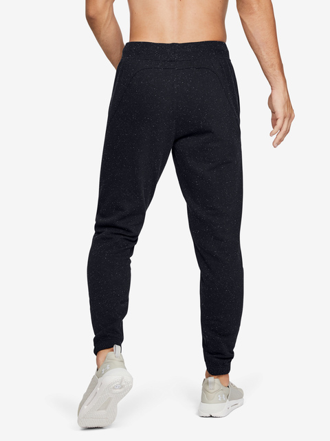 Tepláky Under Armour SPECKLED FLEECE JOGGERS-BLK