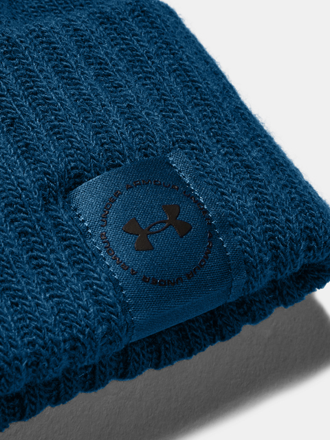 Čepice Under Armour Big Logo Pom Beanie