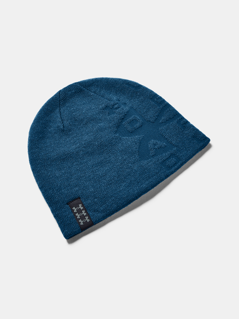 Čepice Under Armour Billboard Reversible Beanie-BLU