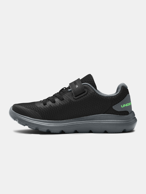 Boty Under Armour PS Surge 2 AC-BLK