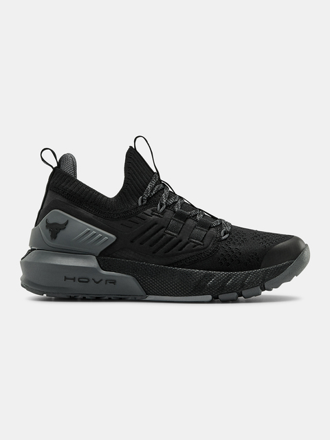 Boty Under Armour GS Project Rock 3-BLK