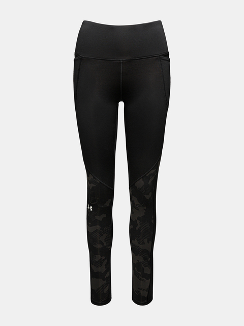 Legíny Under Armour UA CG Armour Camo Legging-BLK