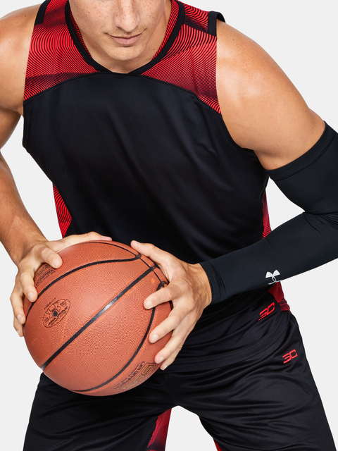 Tílko Under Armour Curry Elevated Tank-Blk