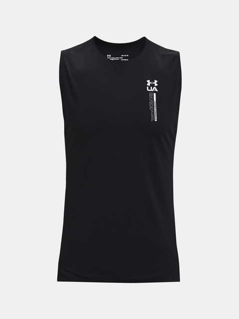 Tílko Under Armour UA HG IsoChill Perforated SL-BLK