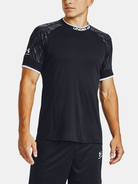 Tričko Under Armour Challenger III Novelty Top