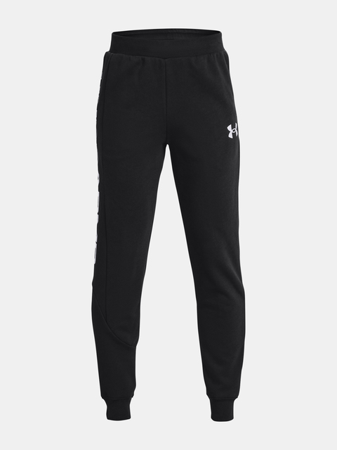 Tepláky Under Armour UA BASELINE Fleece Pant-BLK