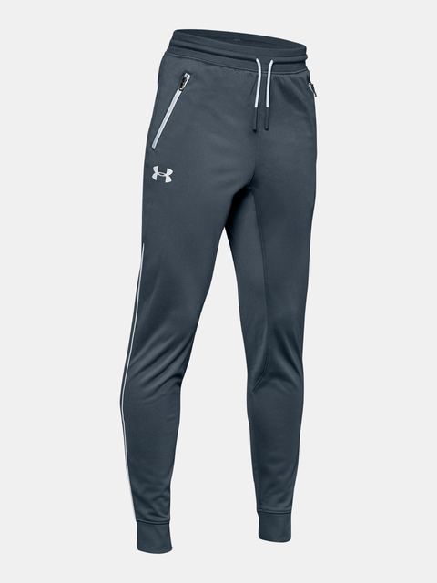 Tepláky Under Armour PENNANT TAPERED PANTS-GRY