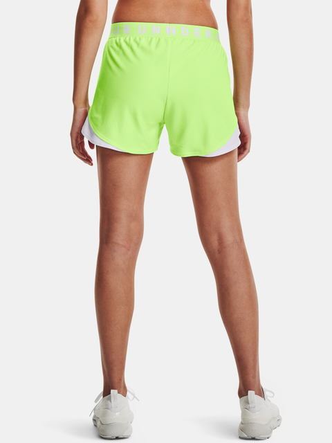 Kraťasy Under Armour Play Up Shorts 3.0-GRN