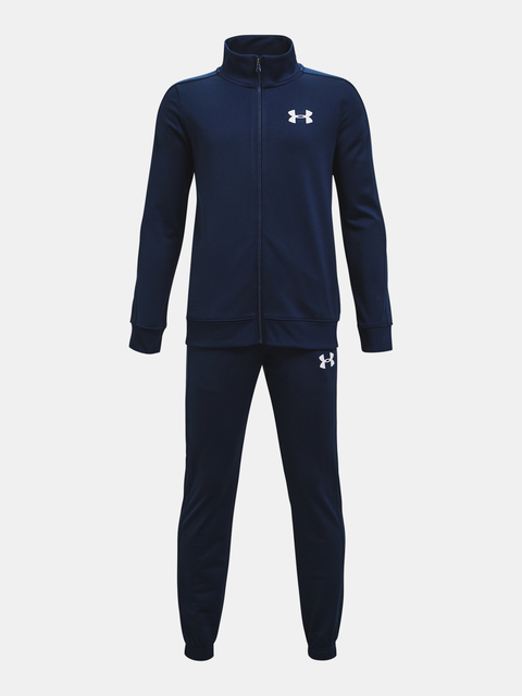 Souprava Under Armour Knit Track Suit-NVY