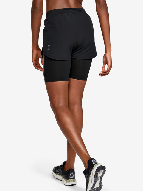 Kraťasy Under Armour W Rush Run 2-In-1 Short