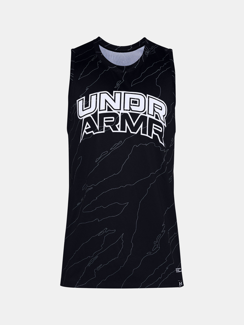 Tílko Under Armour UA FUTURES RETRO TANK-BLK