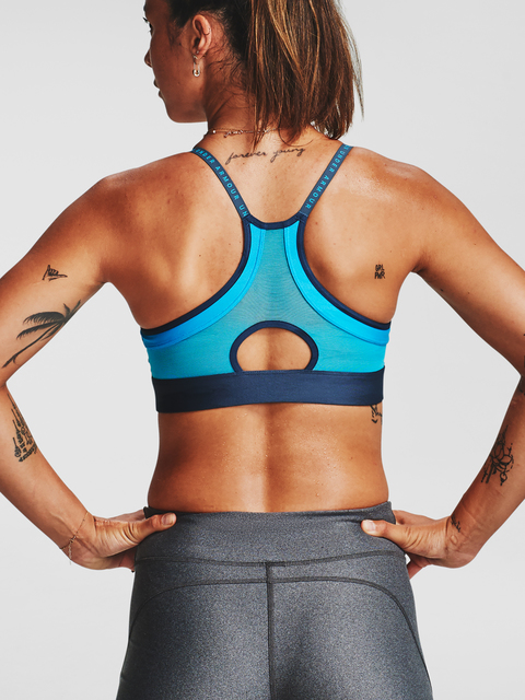 Podprsenka Under Armour UA Infinity Low Bra-BLU