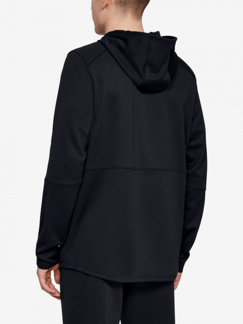 Mikina Under Armour Mk1 Warmup Po Hood-Blk