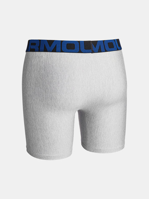 Boxerky Under Armour UA Tech 6in 3 Pack-NVY