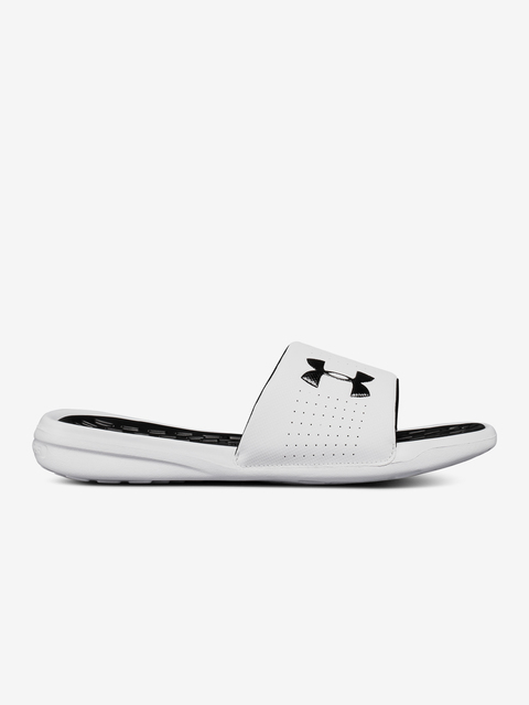 Pantofle Under Armour M Playmaker Fix SL-WHT
