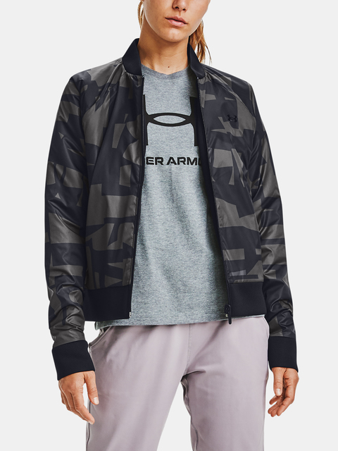 Bunda Under Armour Move Reversible Bomber-BLK