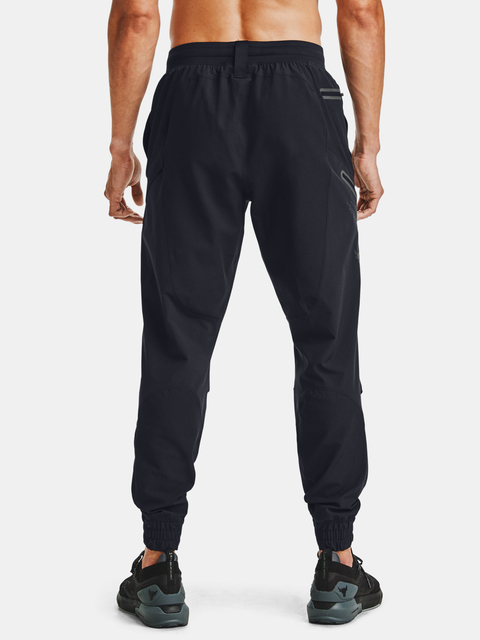 Kalhoty Under Armour PJT ROCK UNSTOPPABLE PANT-BLK