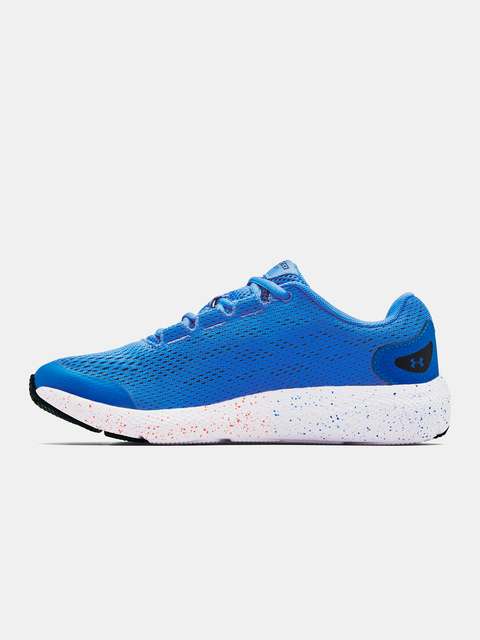 Boty Under Armour GS Charged Pursuit 2-BLU