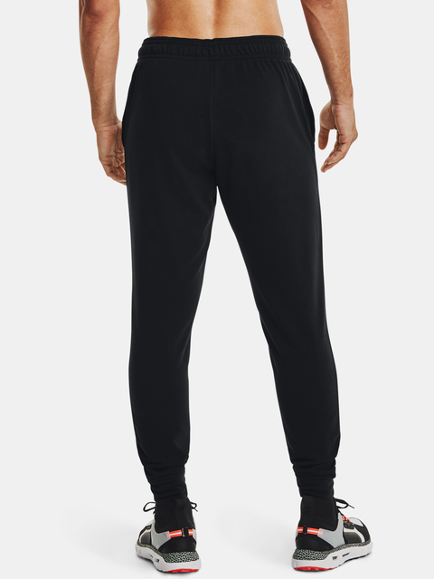 Tepláky Under Armour RIVAL TERRY JOGGER-BLK